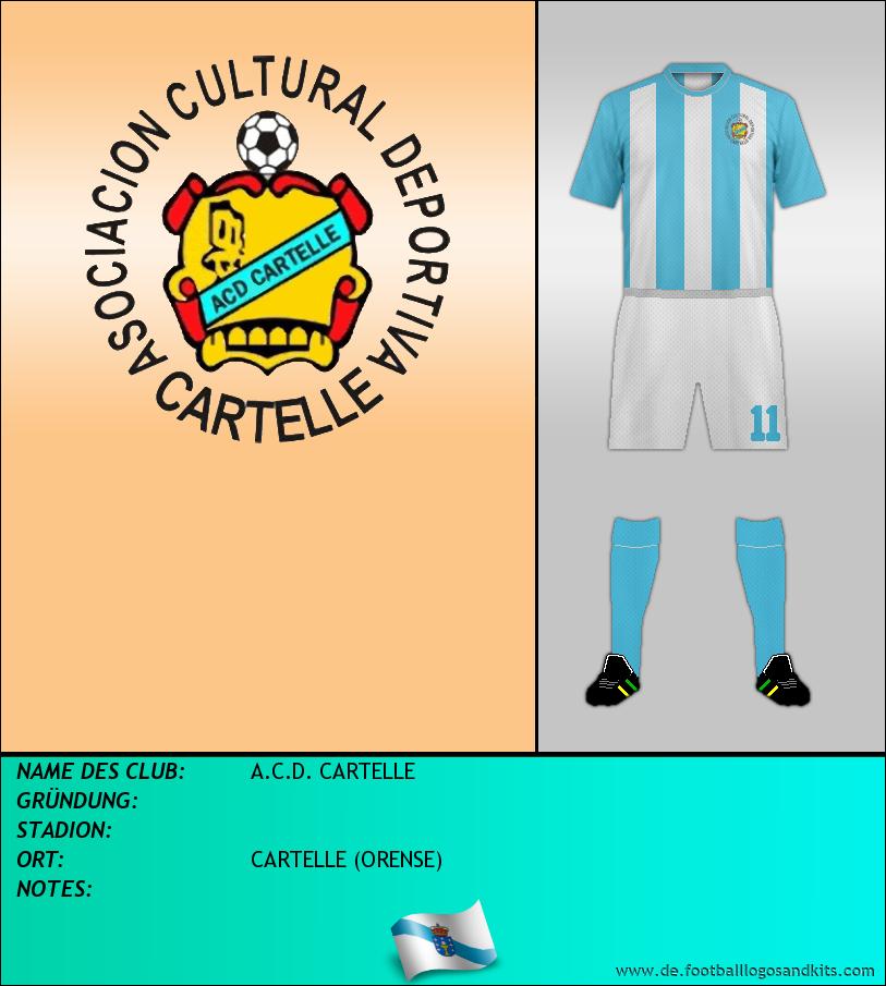 Logo A.C.D. CARTELLE