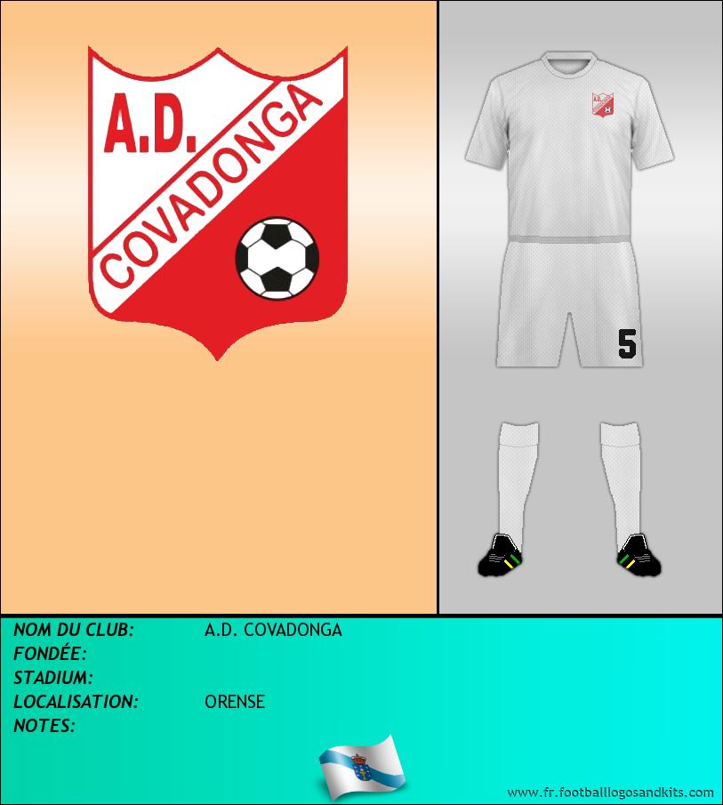 Logo de A.D. COVADONGA