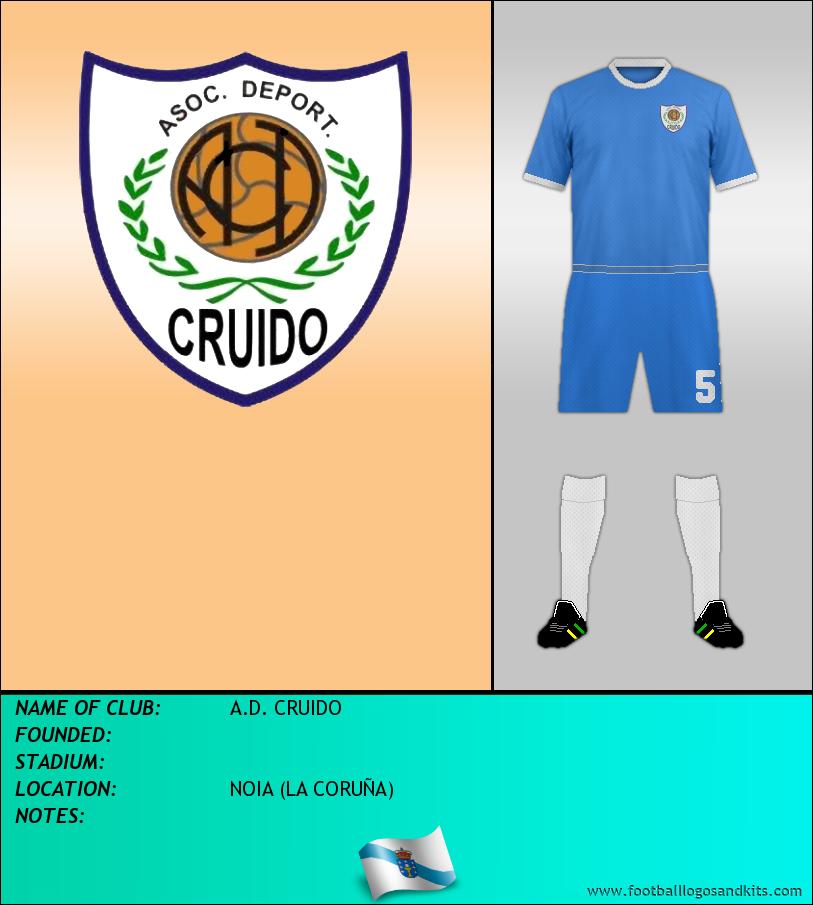 Logo of A.D. CRUIDO