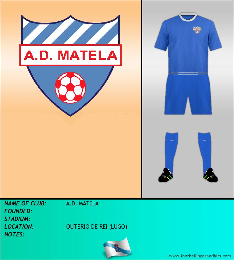 Logo of A.D. MATELA