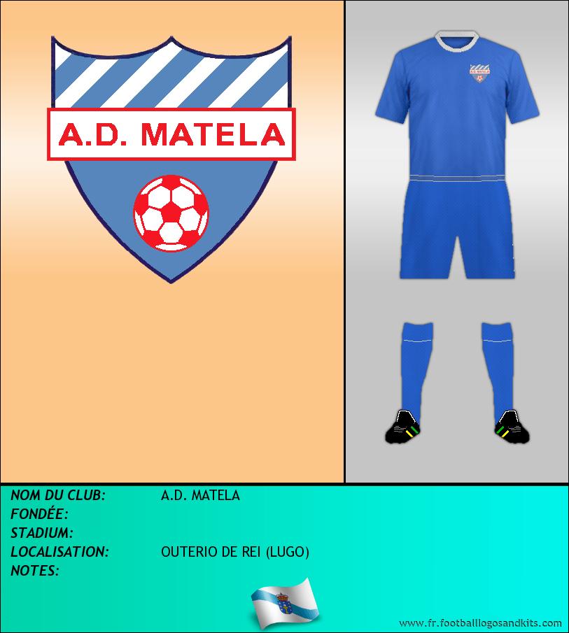 Logo de A.D. MATELA