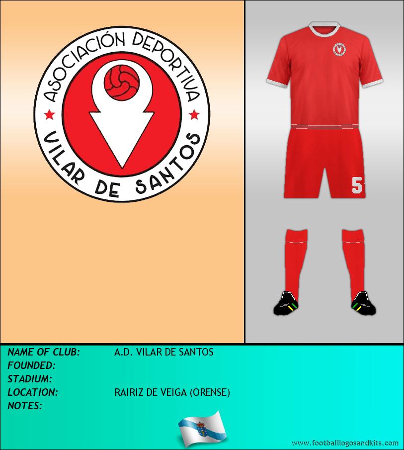 Logo of A.D. VILAR DE SANTOS