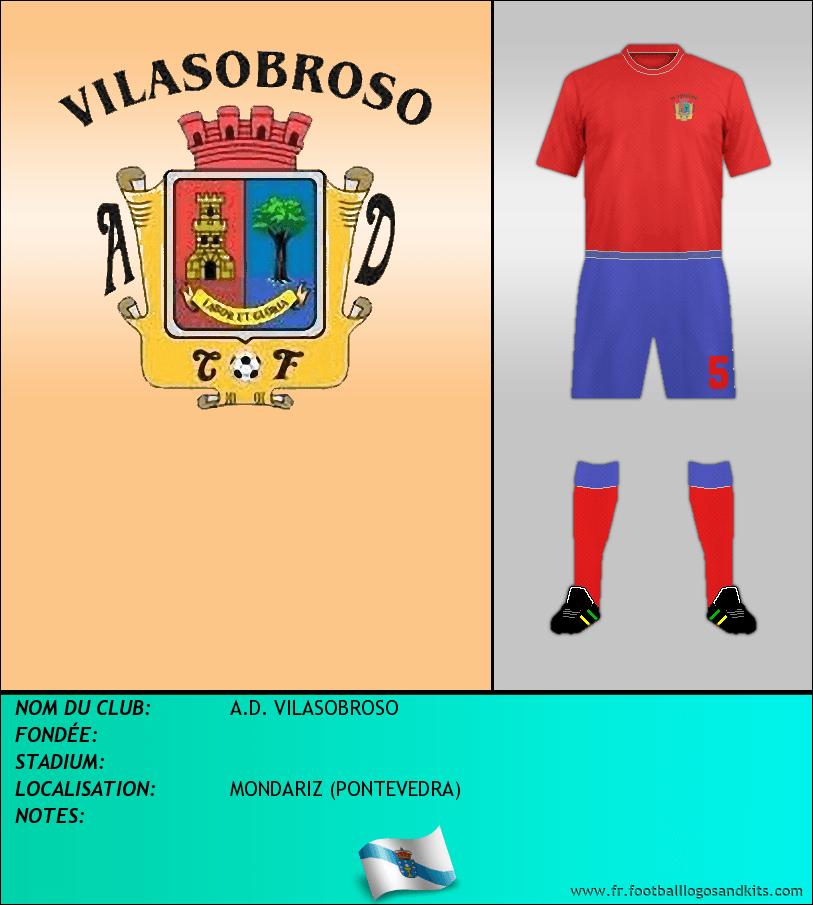 Logo de A.D. VILASOBROSO