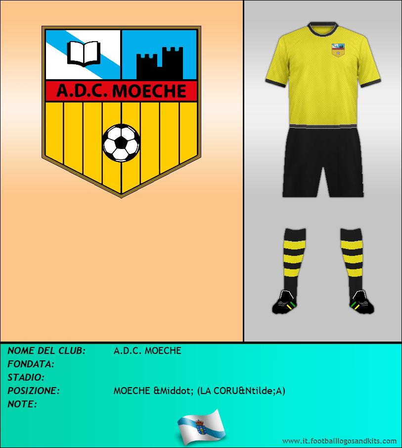 Logo di A.D.C. MOECHE