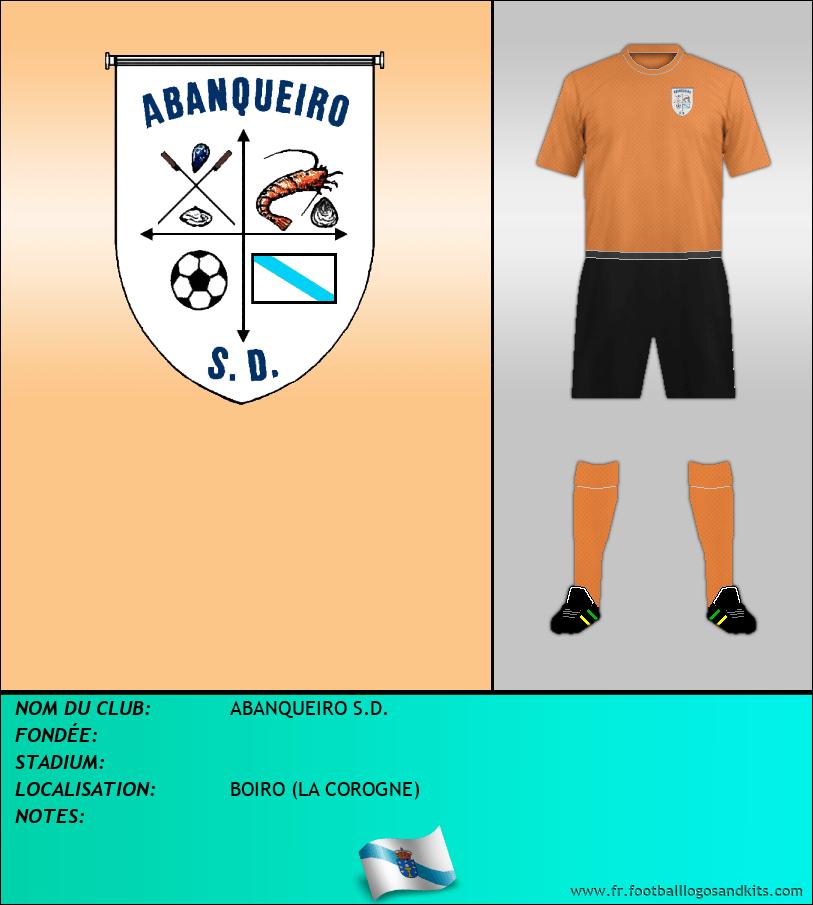 Logo de ABANQUEIRO S.D.