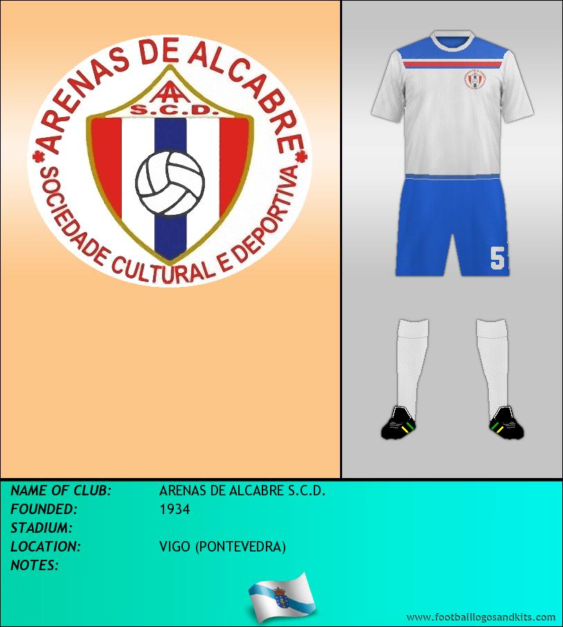 Logo of ARENAS DE ALCABRE S.C.D.