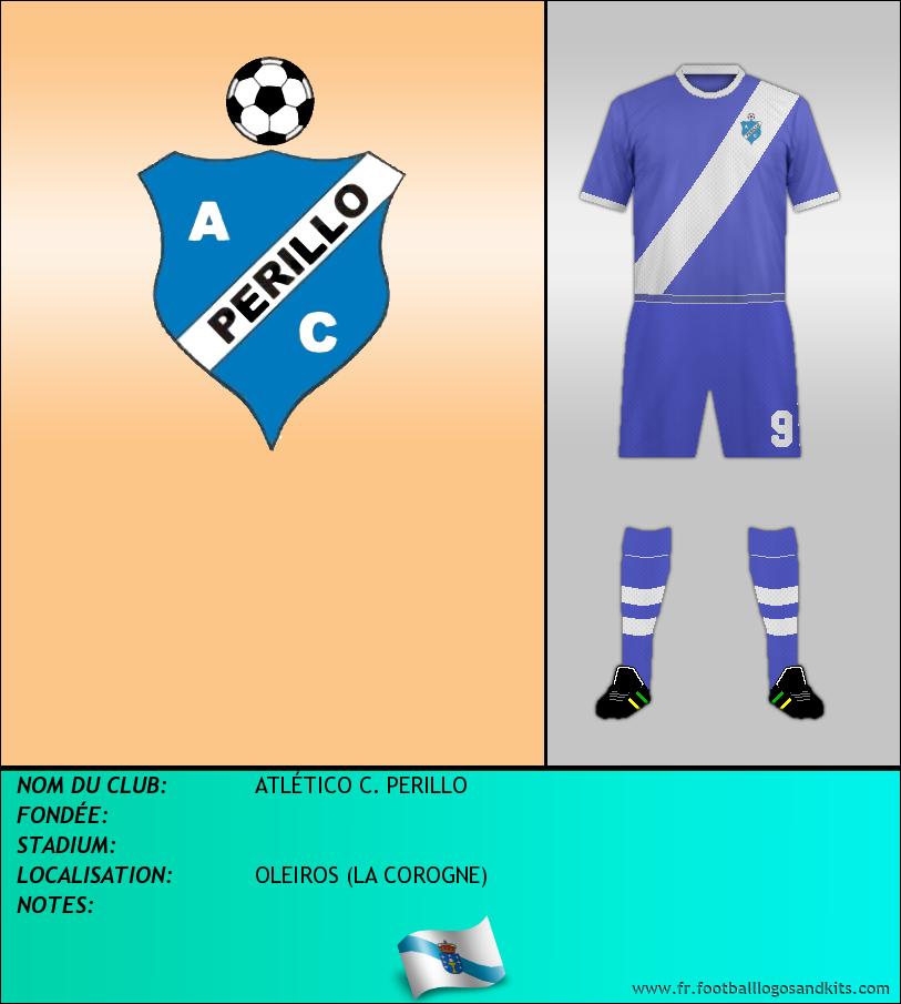 Logo de ATLÉTICO C. PERILLO