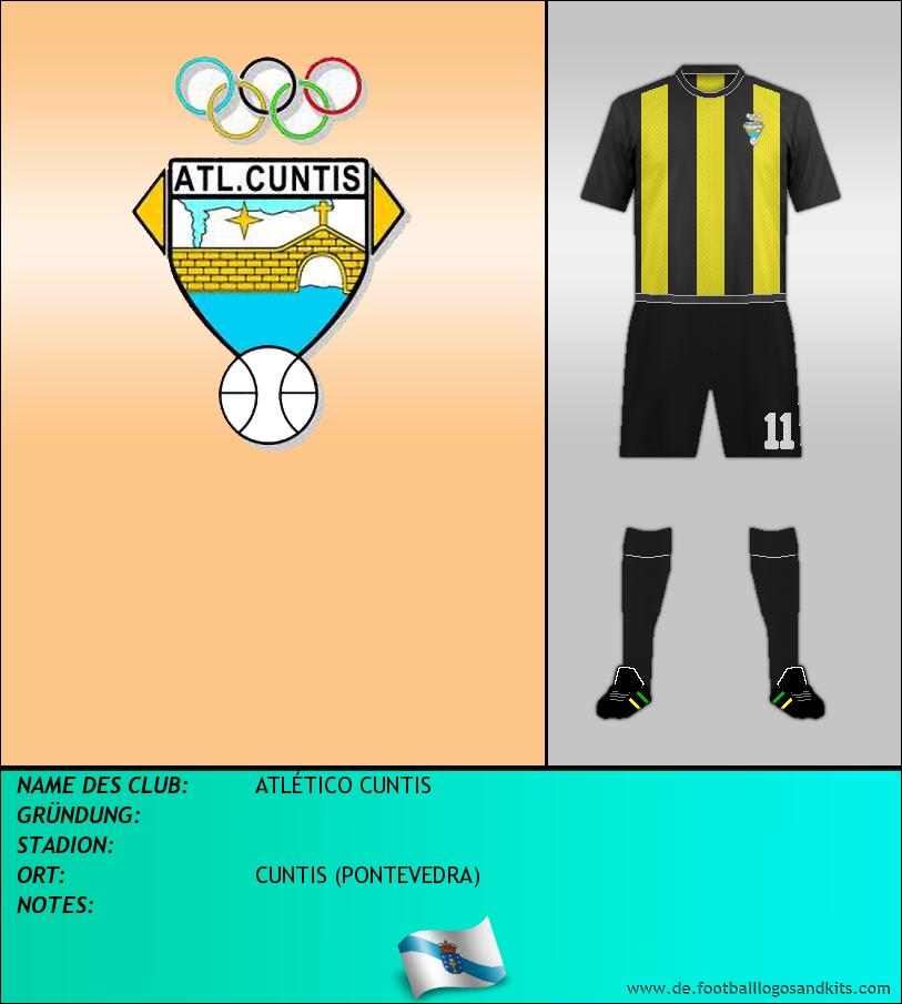 Logo ATLÉTICO CUNTIS
