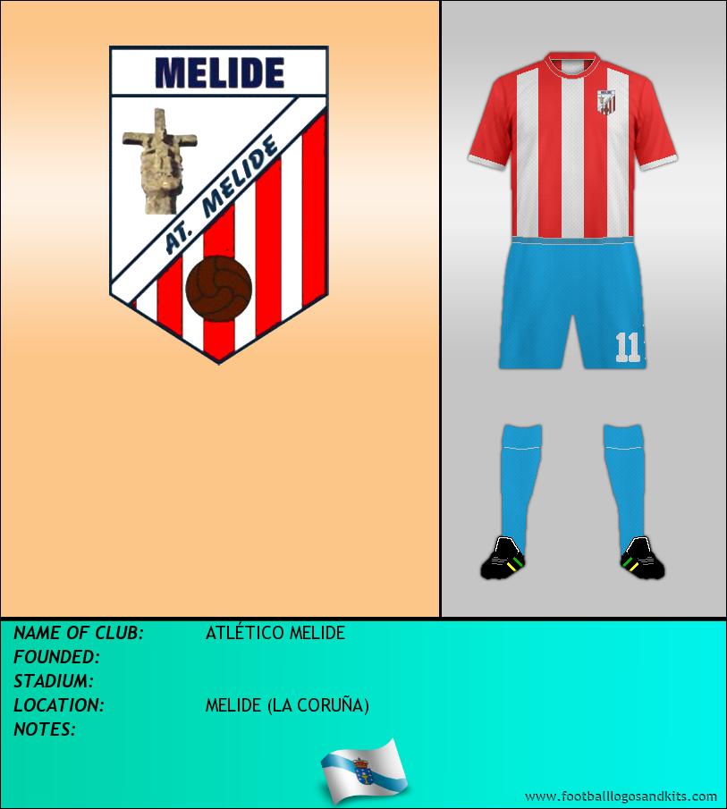 Logo of ATLÉTICO MELIDE