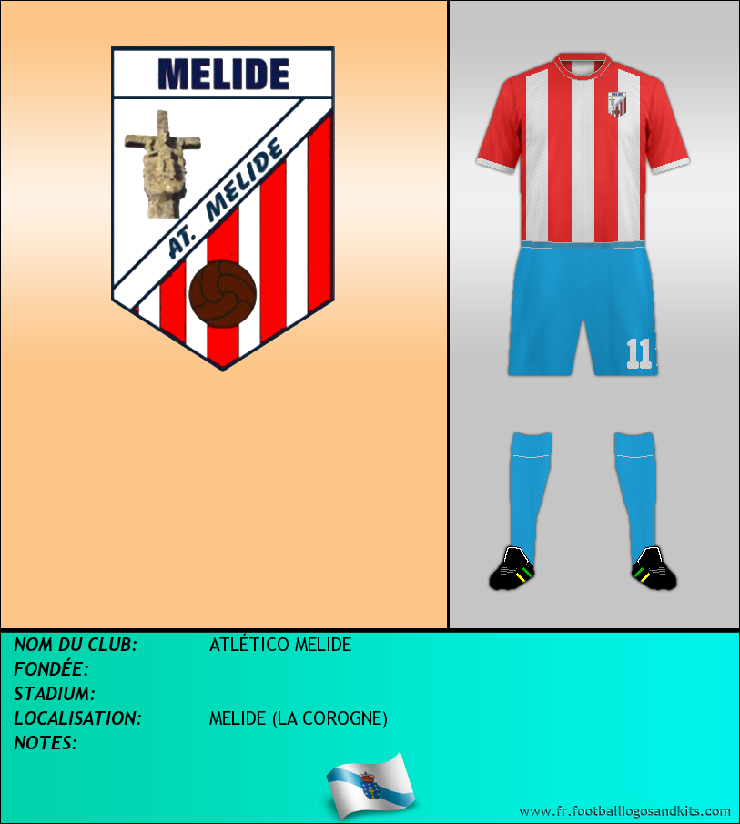 Logo de ATLÉTICO MELIDE