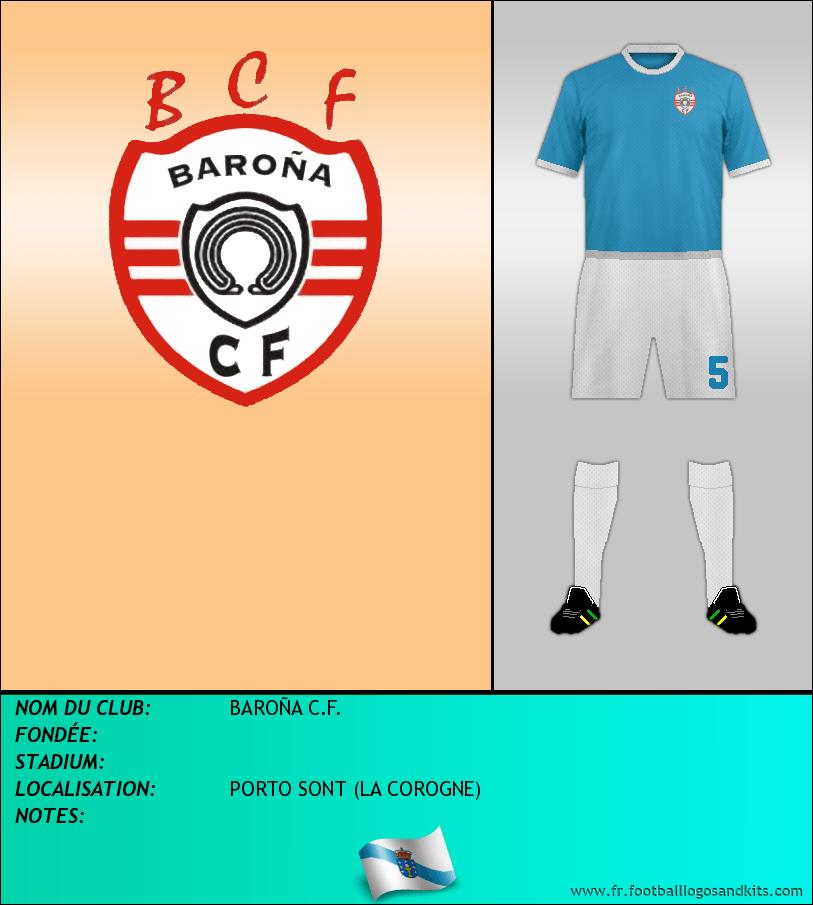 Logo de BAROÑA C.F.