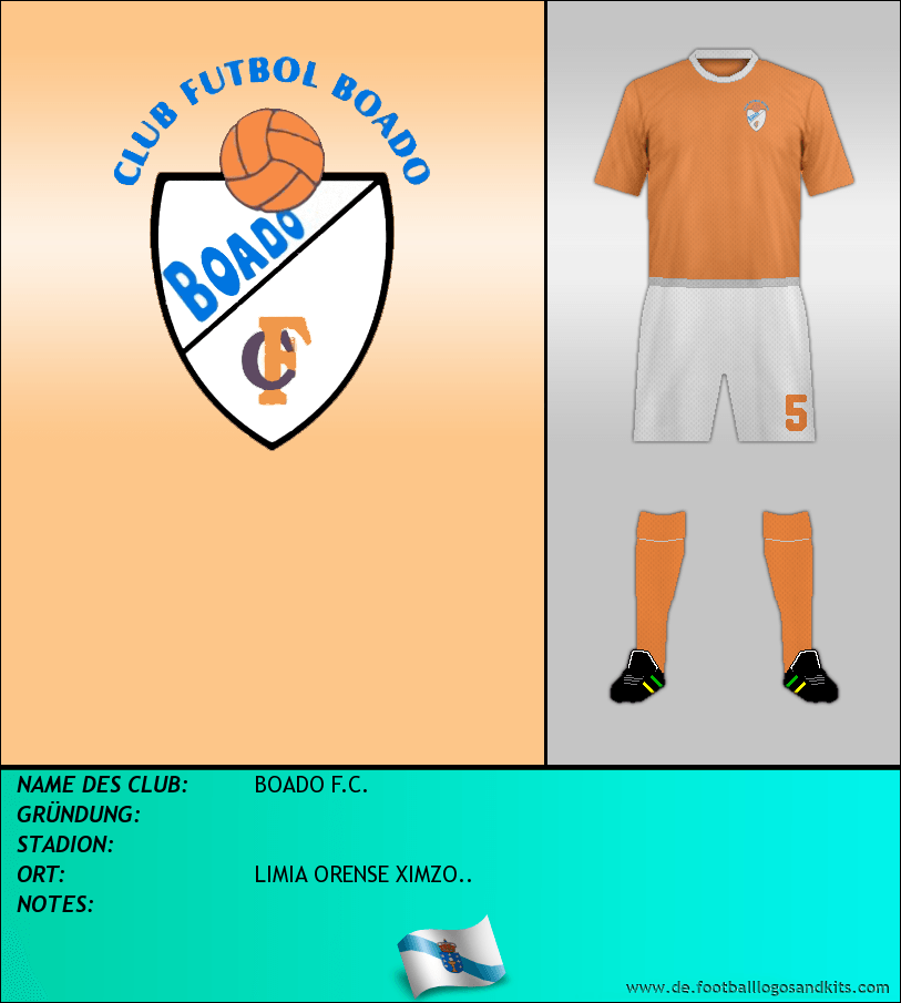 Logo BOADO F.C.