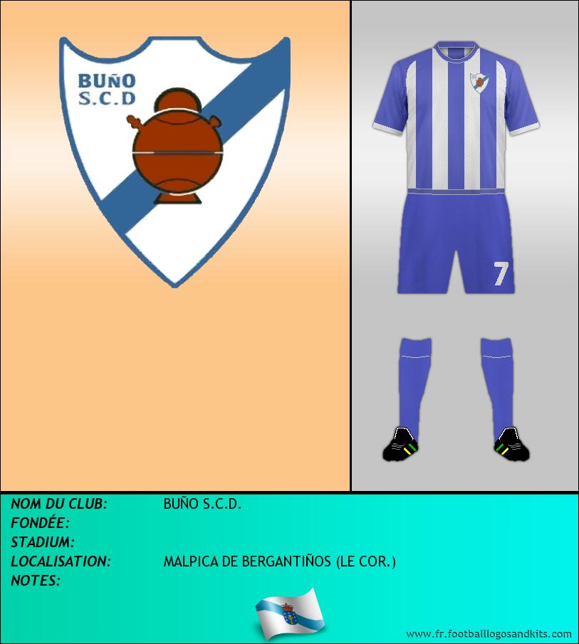 Logo de BUÑO S.C.D.
