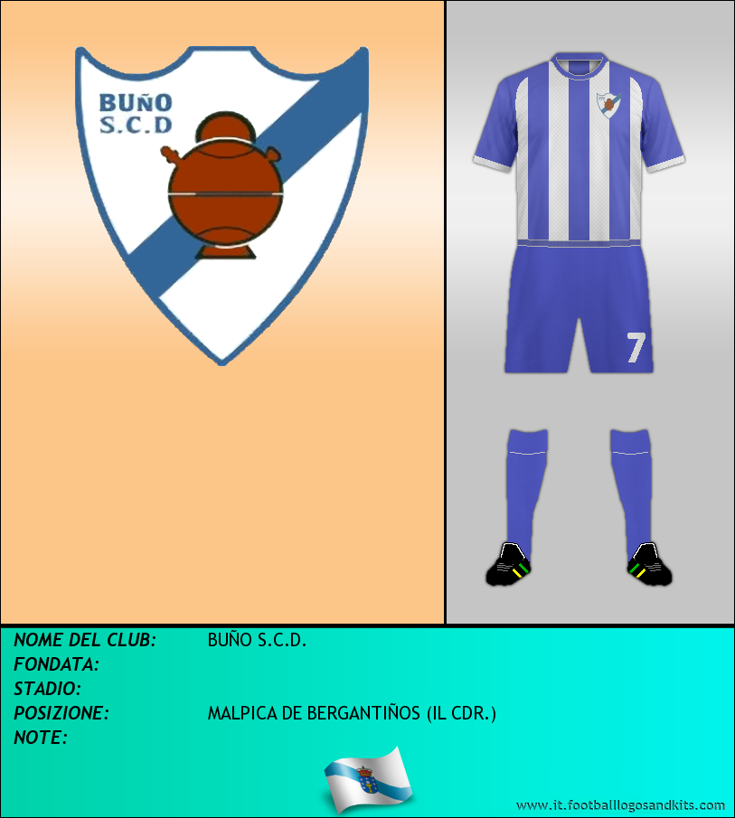 Logo di BUÑO S.C.D.