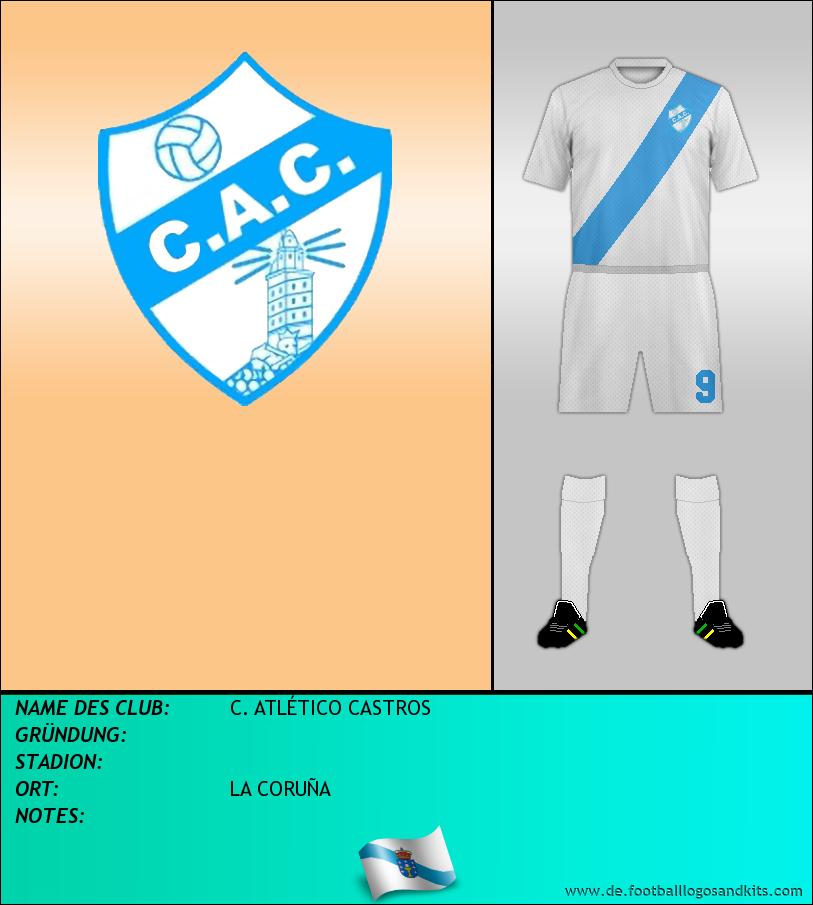 Logo C. ATLÉTICO CASTROS