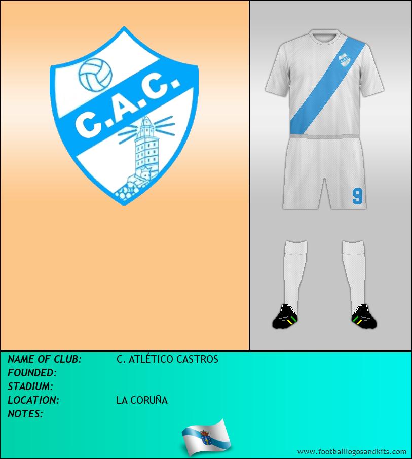 Logo of C. ATLÉTICO CASTROS