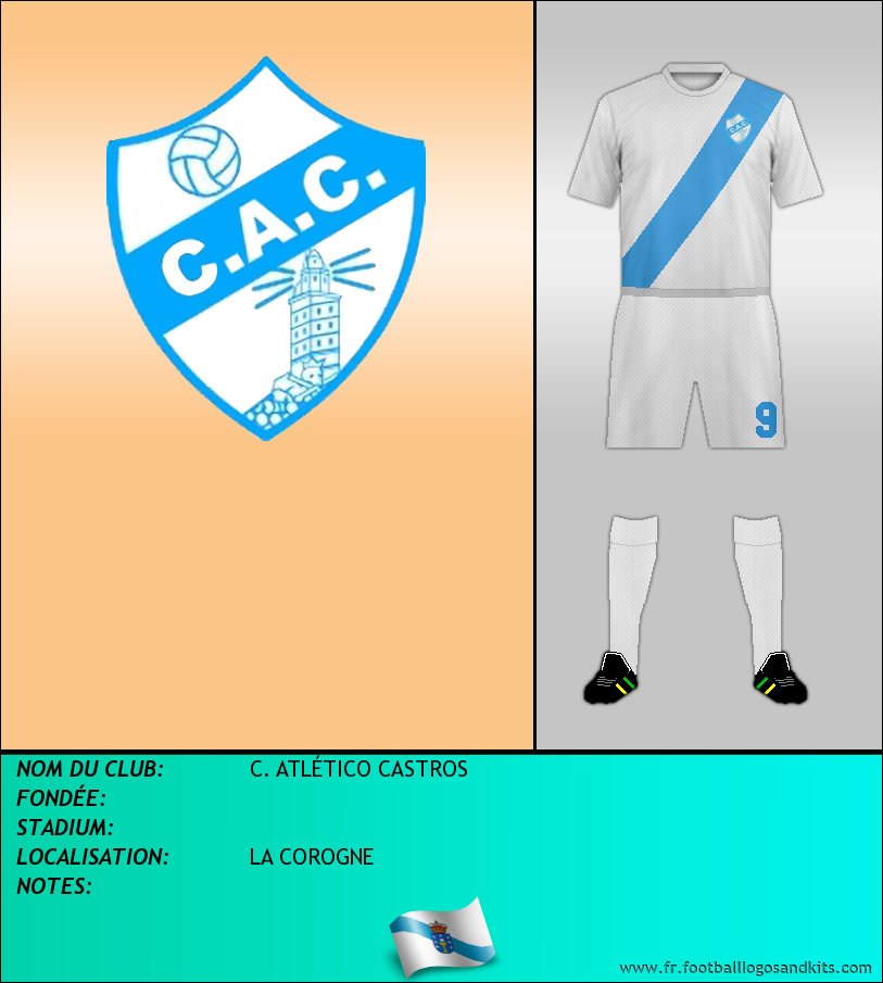 Logo de C. ATLÉTICO CASTROS