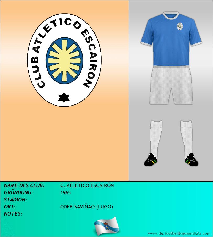 Logo C. ATLÉTICO ESCAIRÓN