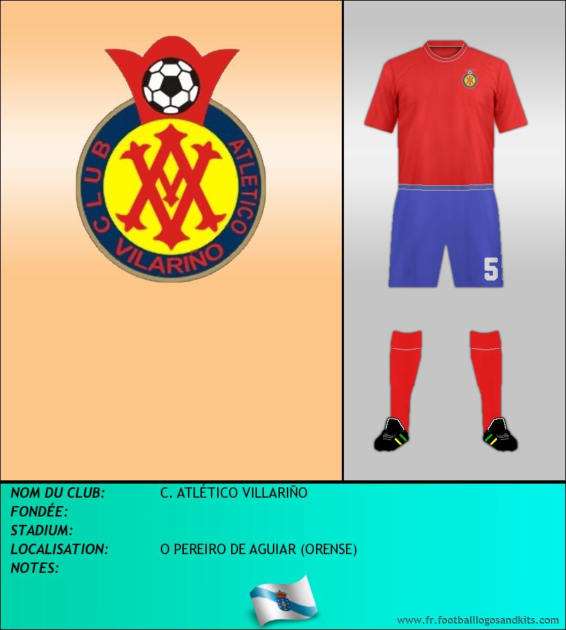 Logo de C. ATLÉTICO VILLARIÑO