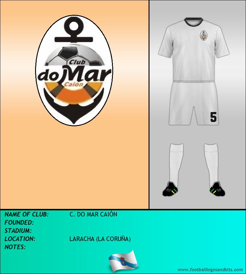 Logo of C. DO MAR CAIÓN