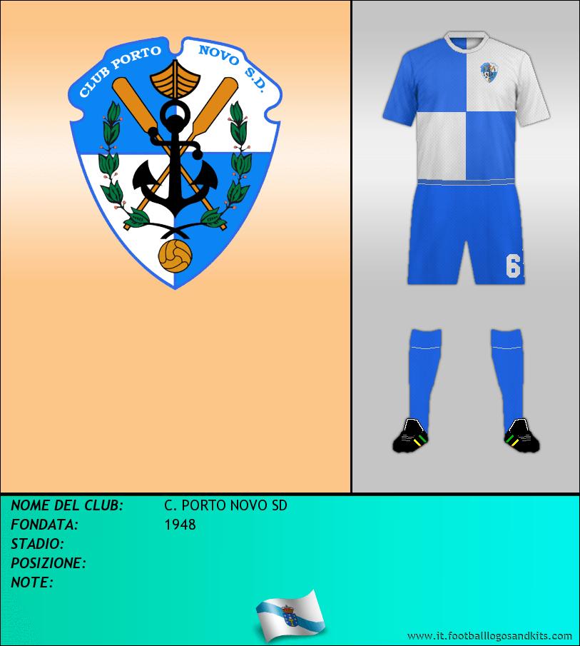 Logo di C. PORTO NOVO SD