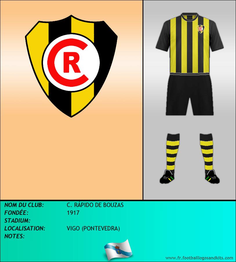 Logo de C. RÁPIDO DE BOUZAS