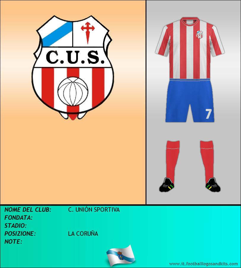 Logo di C. UNIÓN SPORTIVA