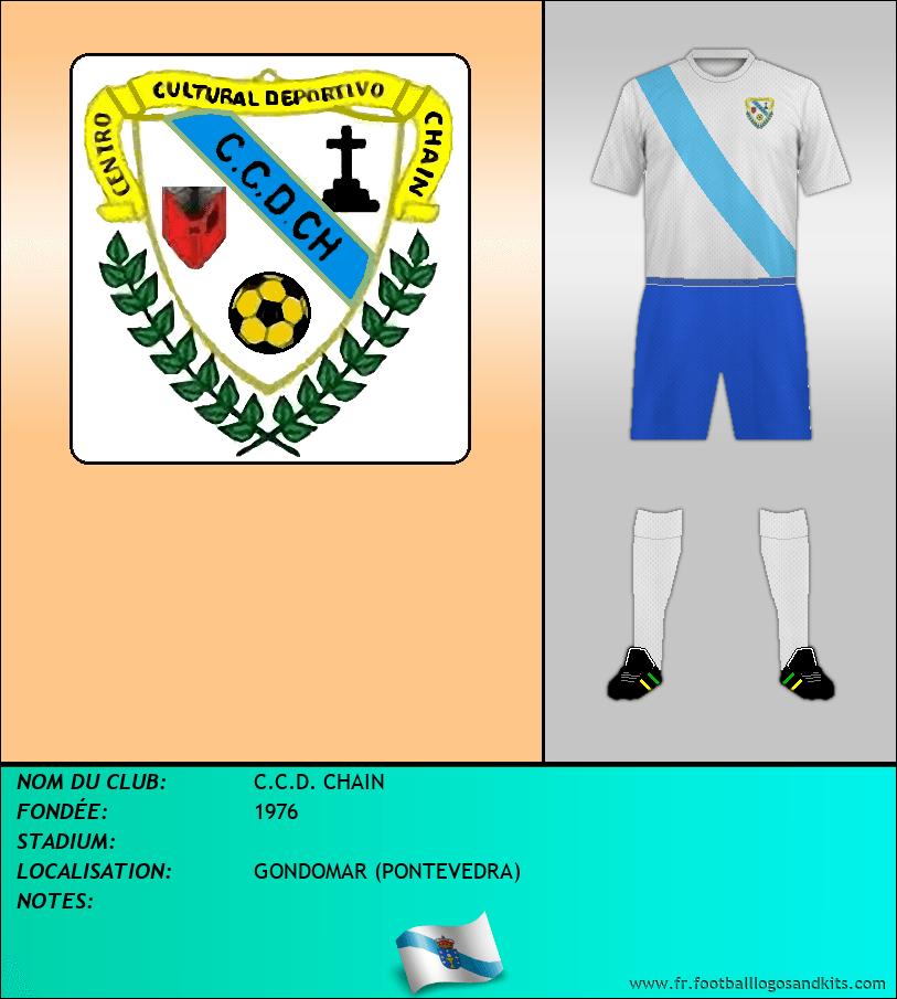 Logo de C.C.D. CHAIN