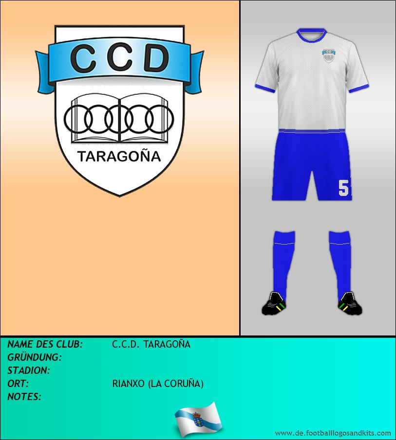 Logo C.C.D. TARAGOÑA