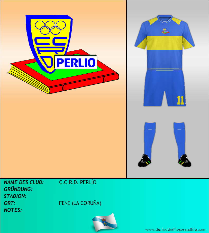 Logo C.C.R.D. PERLÍO