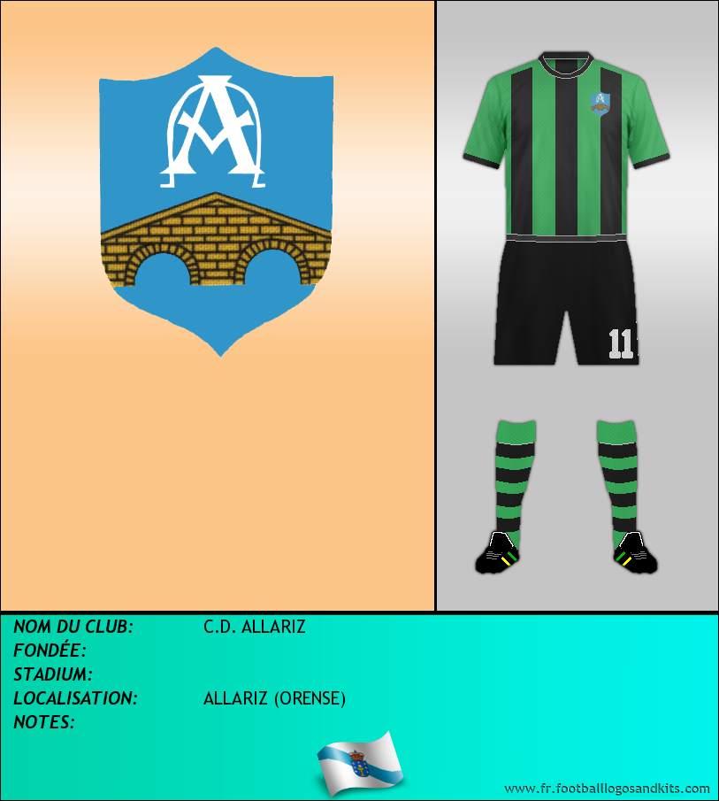 Logo de C.D. ALLARIZ