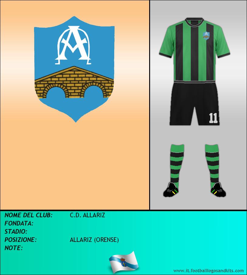 Logo di C.D. ALLARIZ