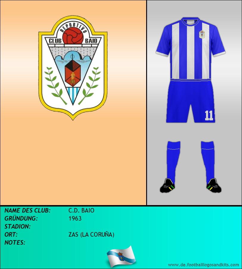 Logo C.D. BAIO