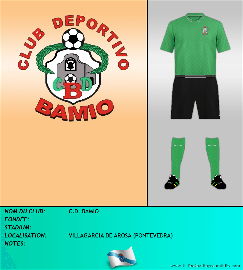 Logo de C.D. BAMIO