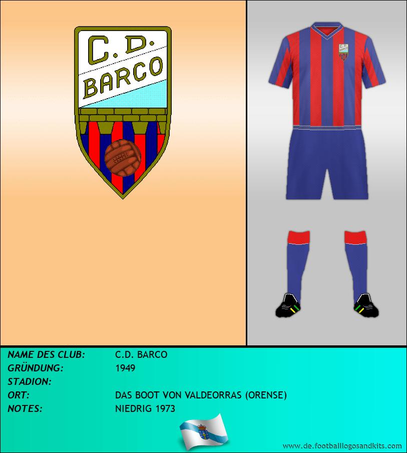 Logo C.D. BARCO