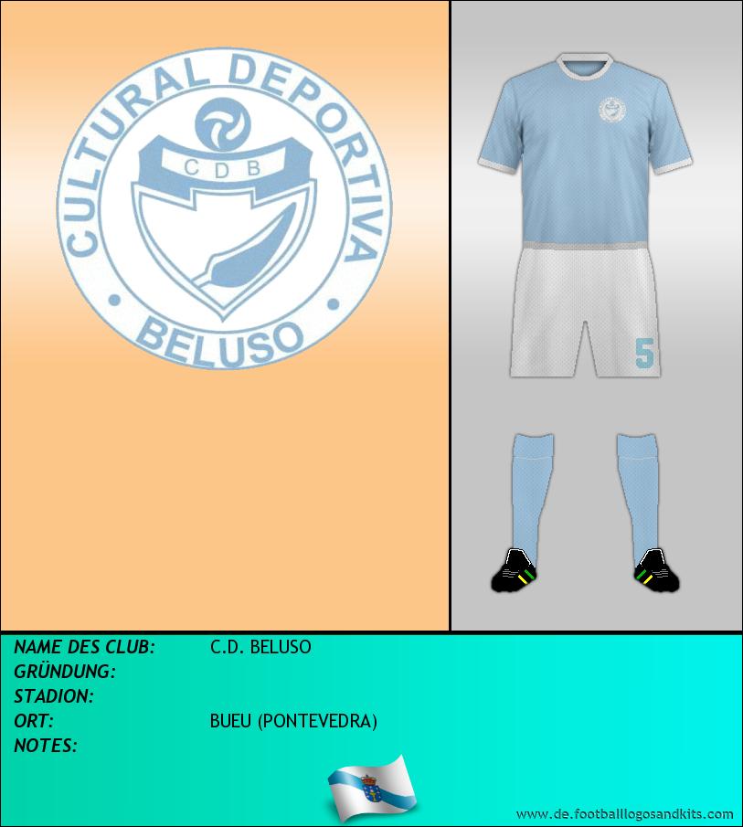 Logo C.D. BELUSO