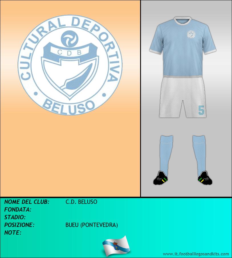 Logo di C.D. BELUSO