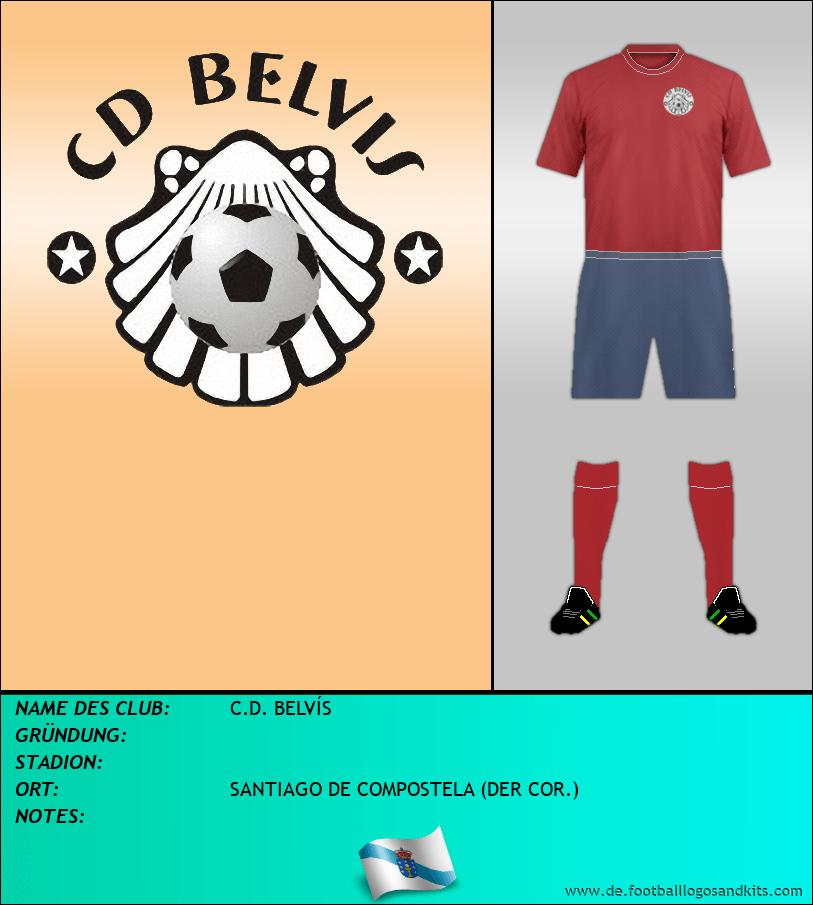 Logo C.D. BELVÍS