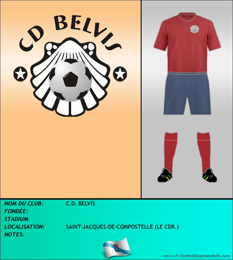 Logo de C.D. BELVÍS