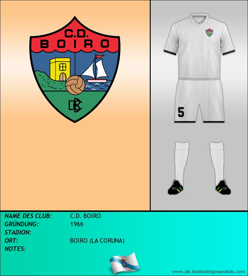 Logo C.D. BOIRO