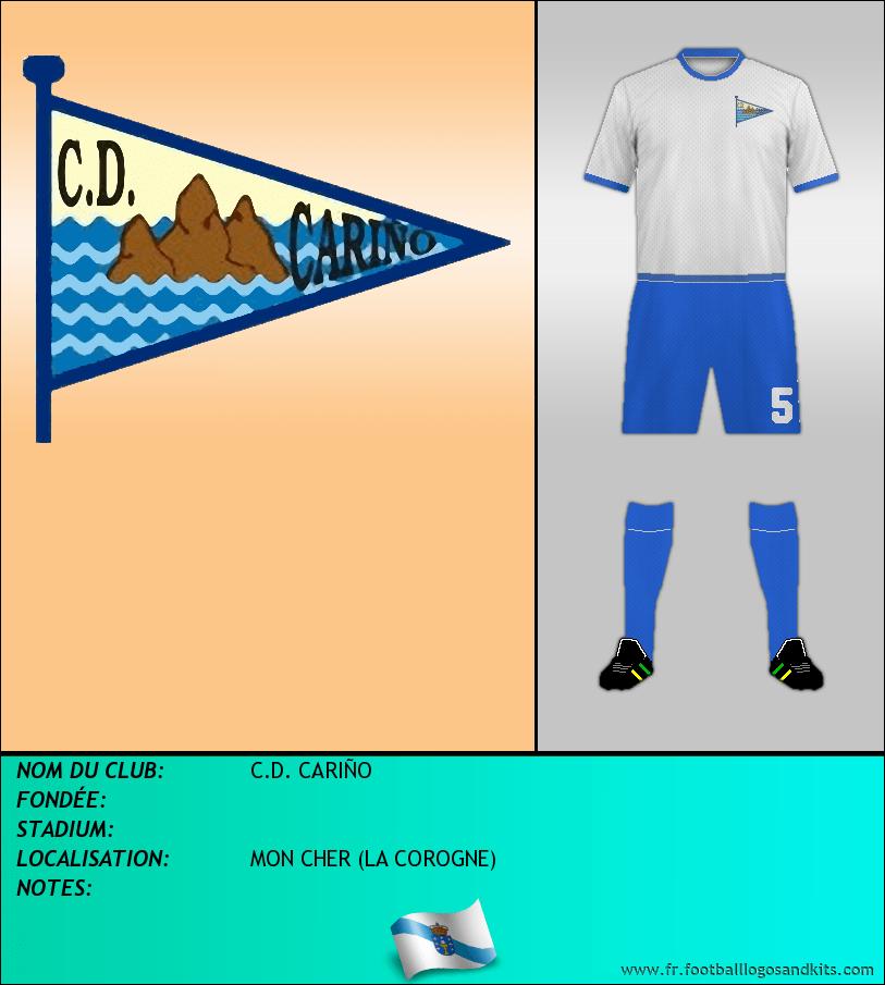 Logo de C.D. CARIÑO