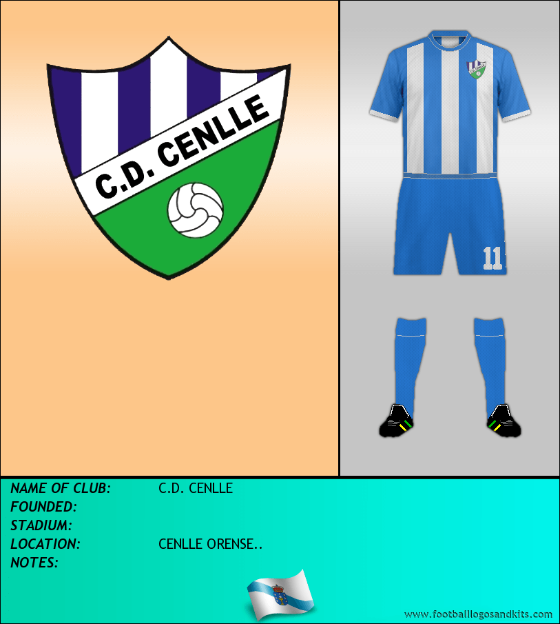 Logo of C.D. CENLLE