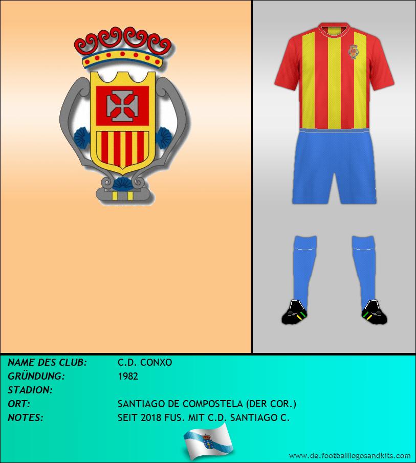 Logo C.D. CONXO