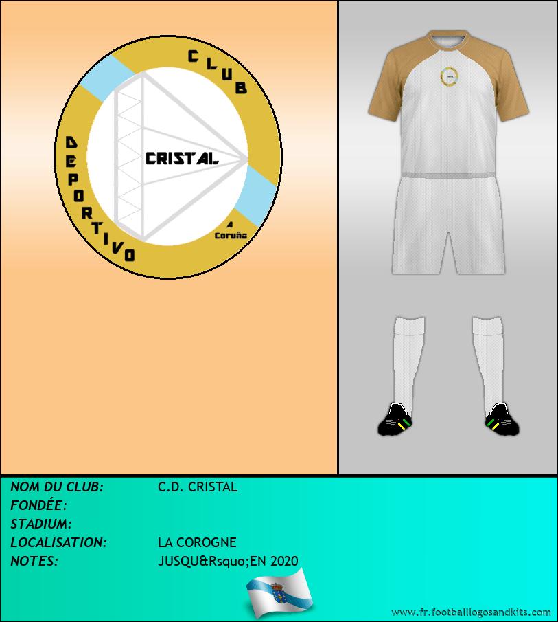 Logo de C.D. CRISTAL