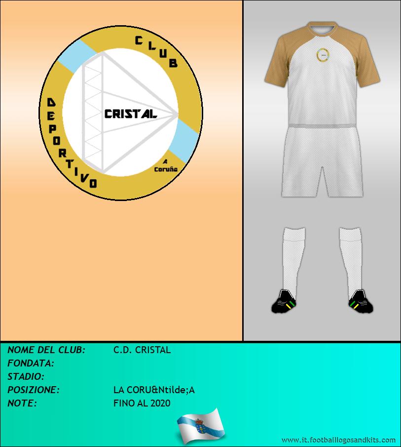 Logo di C.D. CRISTAL