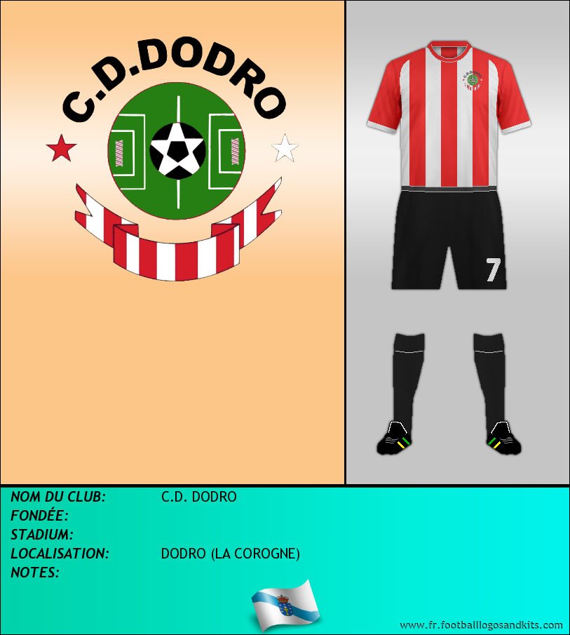 Logo de C.D. DODRO