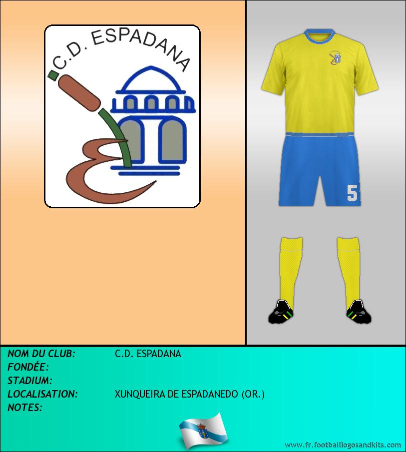 Logo de C.D. ESPADANA