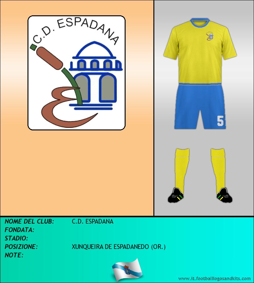 Logo di C.D. ESPADANA