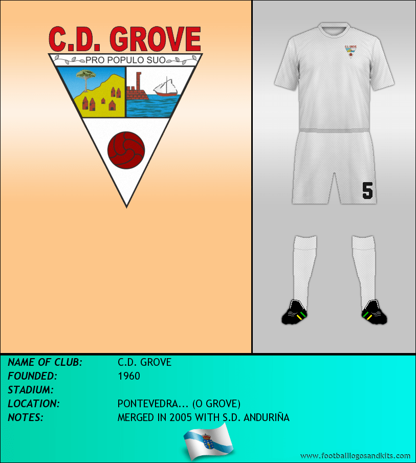 Logo of C.D. GROVE