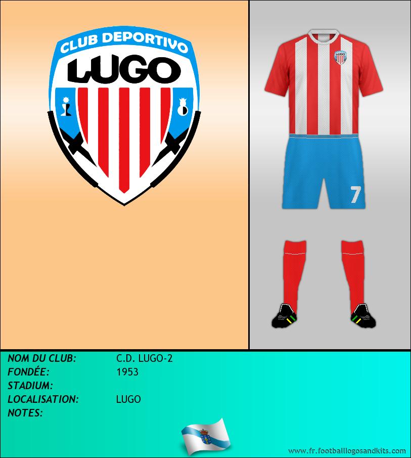Logo de C.D. LUGO-2
